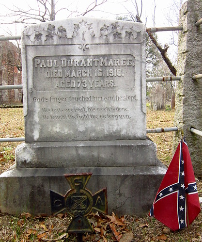 Grave of a Confederate Veteran