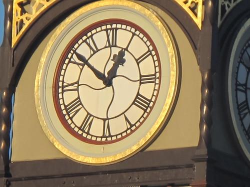 Victoria Street clocktower