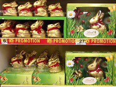 Lindt Bunny Chocolate, Carrefour