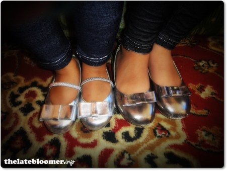 Doll shoes by Kids