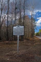 Kingville Historical Marker