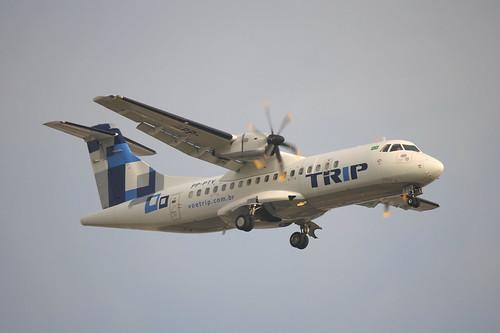 Trip | ATR-42 @ SBGR