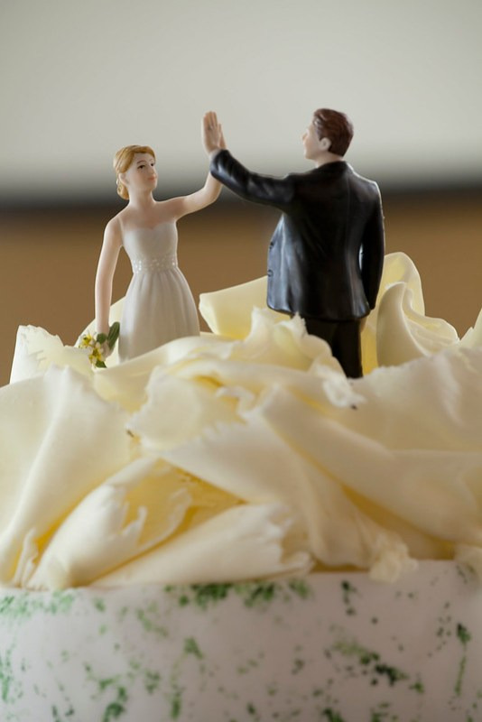 Cake Topper is AWESOME