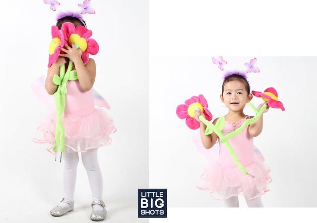 Leeya Ballerina | Family Studio Portraiture