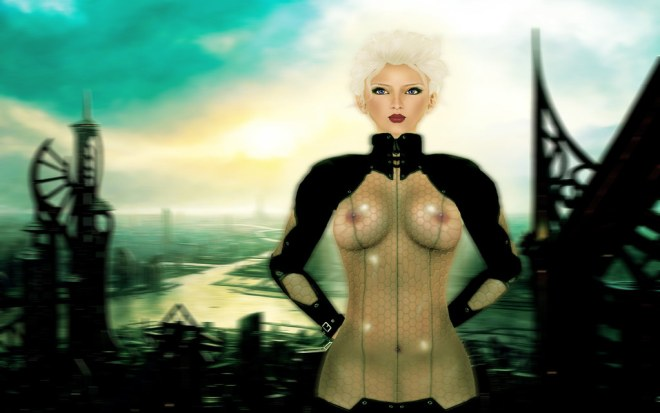 Future Angel by Ji Dallagio