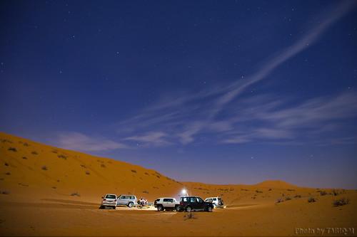 Desert Night by TARIQ-M