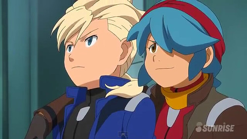 Gundam AGE Episode 19 Asemu Sets Off Screenshots Youtube Gundam PH (44)