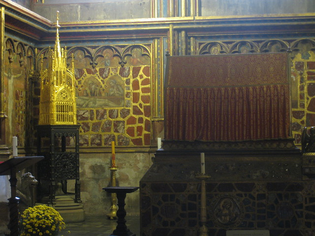 St Wenceslas Chapel