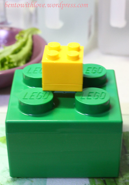 Another view of the Lego Boxes