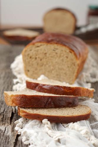 The Best Sandwich Bread
