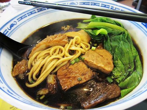 NoodleHouse beef noodles soup