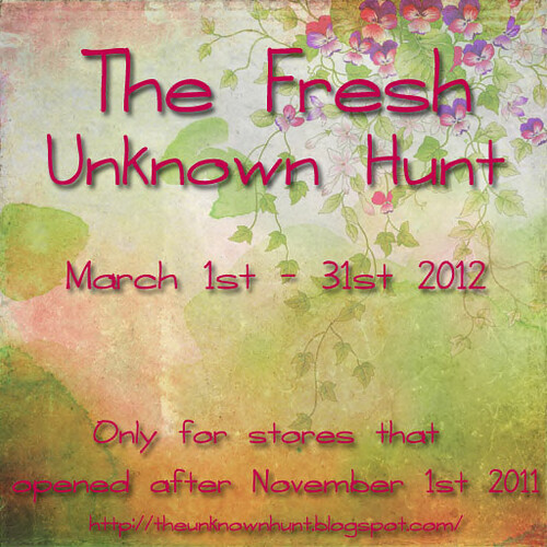 The Fresh Unknown Hunt ad