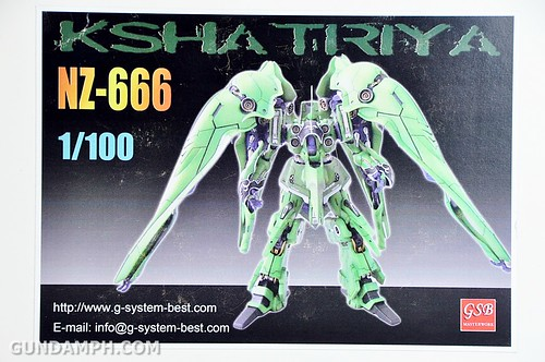 Resin Kit 1 100 Kshatriya New Haul G-System-Best Unboxing (2)
