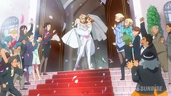 Gundam AGE 2 Episode 28 Chaos in the Earth Sphere Youtube Gundam PH (14)