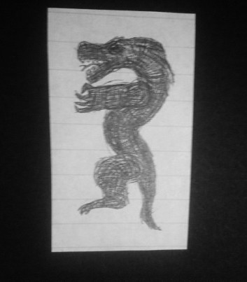 Biro Black Dragon