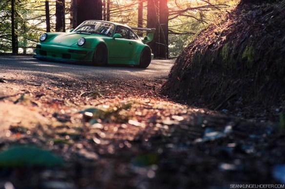 Mark Arcenal's RWB Porsche 911