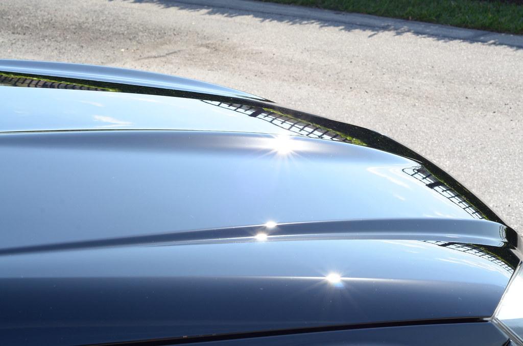 C63 AMG Detail + Modesta Glass Coating
