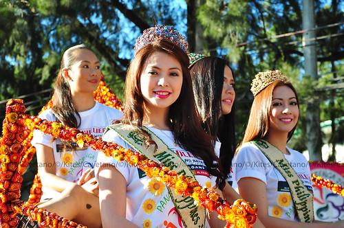 Murielle Adrienne Orais (Miss Philippines Water 2011)
