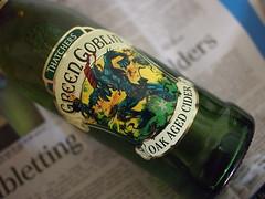 Thatchers Green Goblin Oak Aged Cider