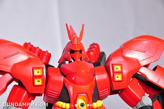 Formania Sazabi Bust Display Figure Unboxing Review Photos (69)