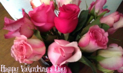 Flowers from my Husband by creativedawn