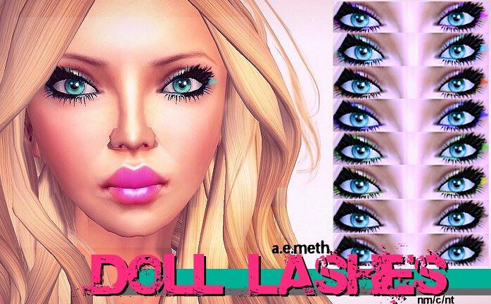[ a.e.meth ] Doll Lash Eyeliners