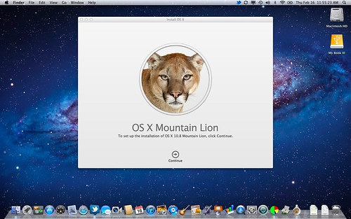 Before OS X 10.8 Mountain Lion
