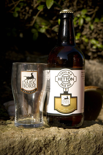 Dark Horse Brewery's Hetton Pale Ale