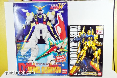 1-60 DX Wing Gundam Review 1997 Model (7)