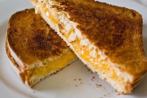 grilled cheese sammich