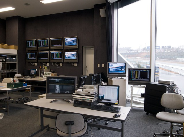 Suzuka Circuit Control Tower