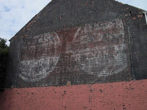 Grangetown Ghostsign