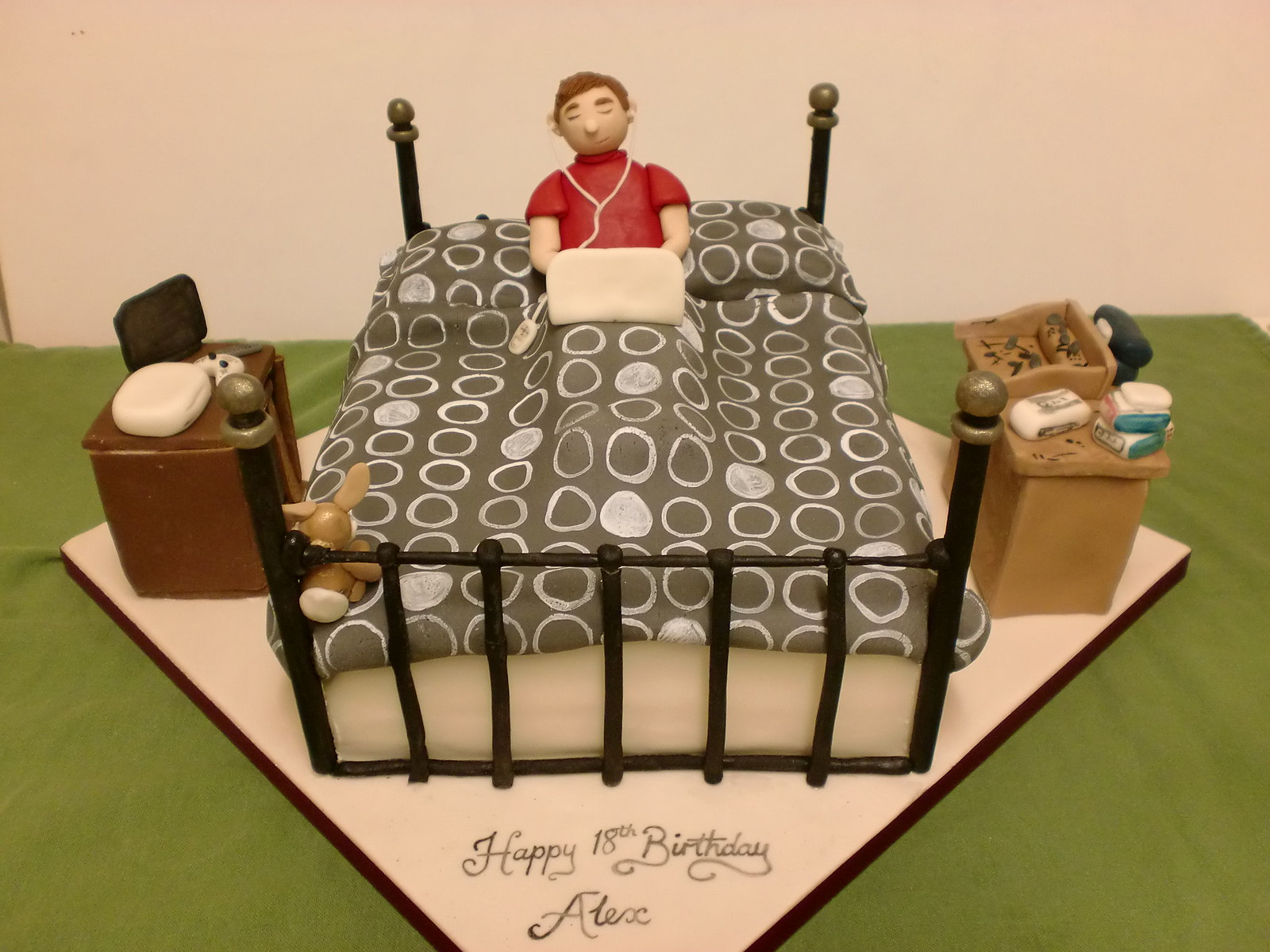 Cool Cake Ideas For Teenage Boys