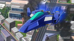 Gundam AGE 3 Episode 29 Grandpa's Gundam Youtube Gundam PH 0037