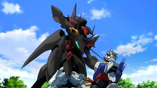 Gundam AGE Episode 18  Battle at the Graduation Ceremony Screenshots Youtube Gundam PH (29)