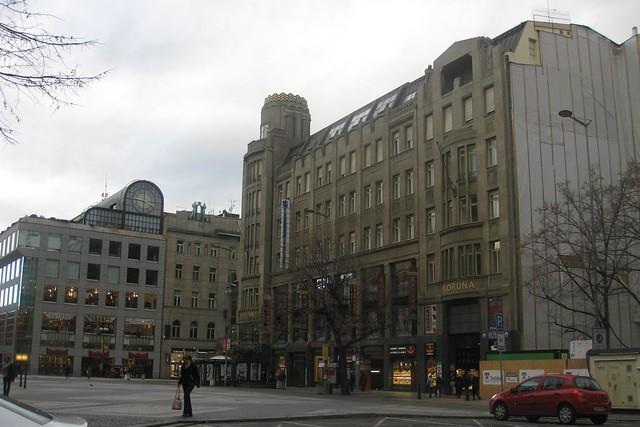 Koruna Center