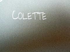 Prigioni e paradisi, di Colette, Del Vecchio editore 2012; Grafica e impaginazione di Dario Lucarini, disegno di cop.: Luigi Cecchi. copertina (part.), 2