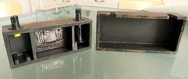 my first handmade pinhole camera