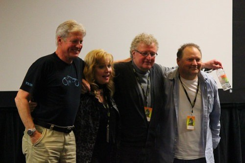 Tron and Babylon 5 celebs - MegaCon 2012