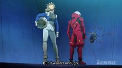 Gundam AGE 2 Episode 27 I Saw a Red Sun Screenshots Youtube Gundam PH (56)