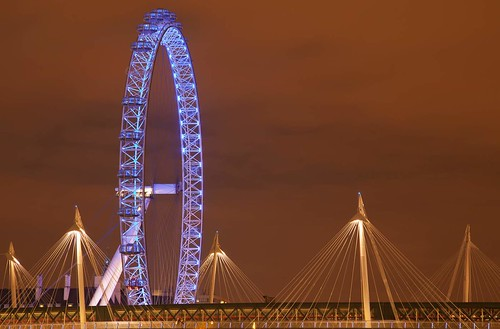 • London Eye • by Netkonnexion on Flickr