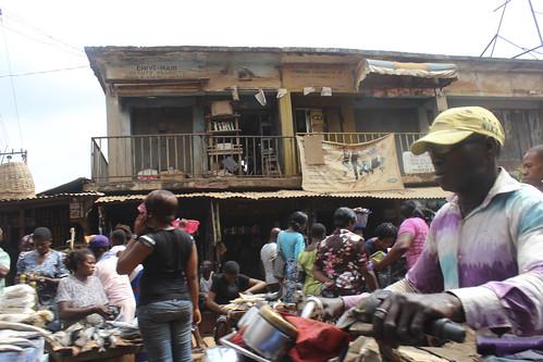 Npko Market - Onitsha - Anambra State, Nigeria. by Jujufilms