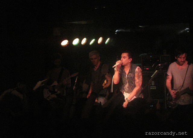 Lostprophets - Hippodrome - 2nd April, 2012 (6)