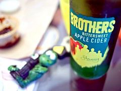 Brothers Bittersweet Apple Cider