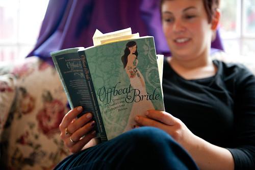Reading Offbeat Bride