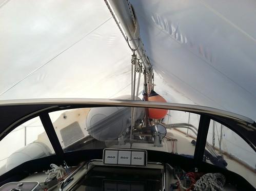 Under the Moondance tent
