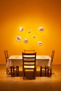 Installation by Natalia Anciso