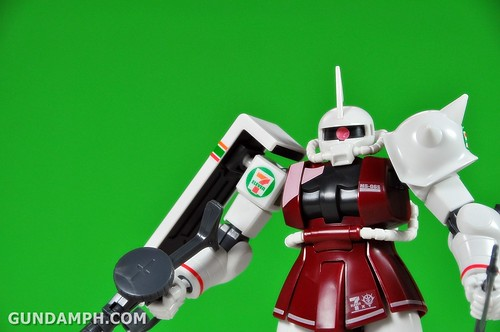 HG 1-144 Zaku 7 Eleven 2011 Limited Edition - Gundam PH  (48)