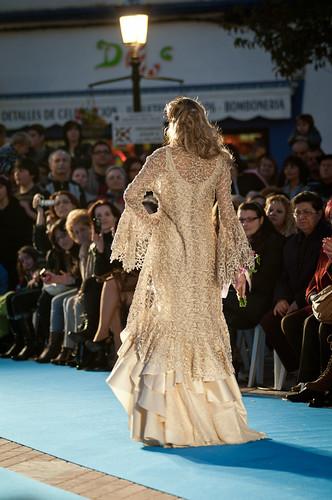 Desfile de moda en Oropesa del Mar