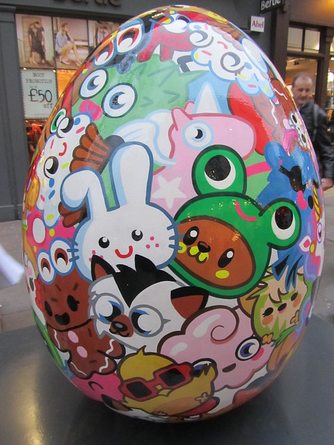 206 - The Mighty Moshi Egg by Moshi Monsters